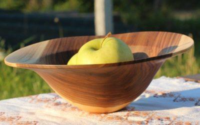 Skĺbiť krásu dreva, prvky prírody a tokársky kumšt