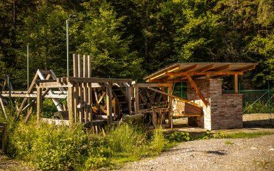 Ďalším prírastkom v banskom skanzene v Gelnici je taviaca pec