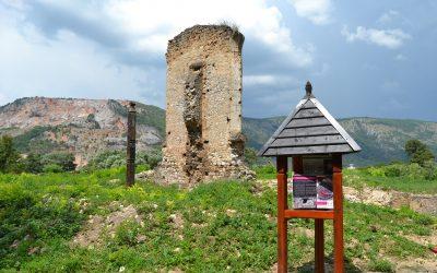 Sprístupnenie a revitalizácia ruín Paulínskeho kláštora v Gombaseku