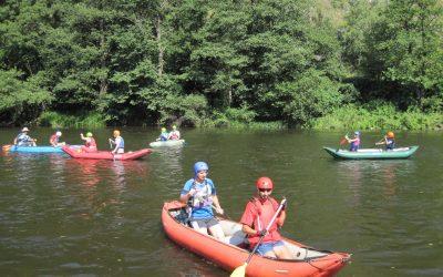 Ponuka vodných splavov na rieke Ondava prinesie nové vodácke dobrodružstvá