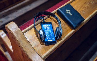 Audiosprievodca v Ruskej Bystrej