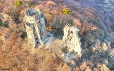 TIP na výlet #7: Romantická hradná ruina