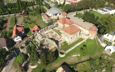 Hrad Markušovce – arkier