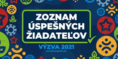 Vyše 800-tisíc eur z grantovej výzvy Terra Incognita poputuje do všetkých regiónov v Košickom kraji