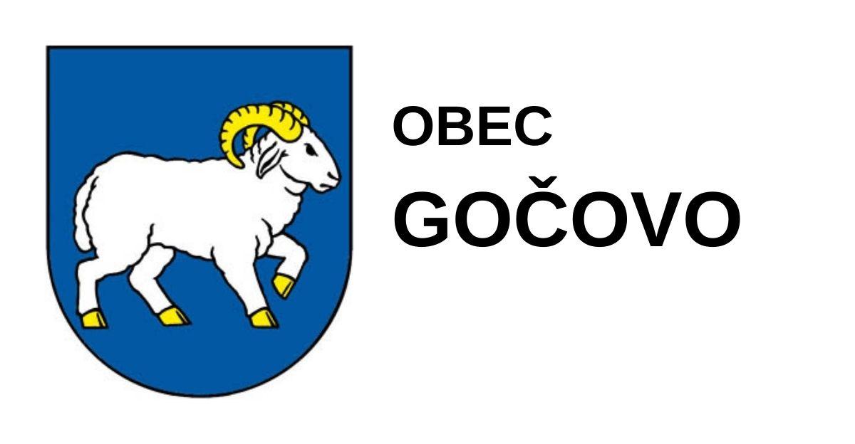 Obec Gočovo