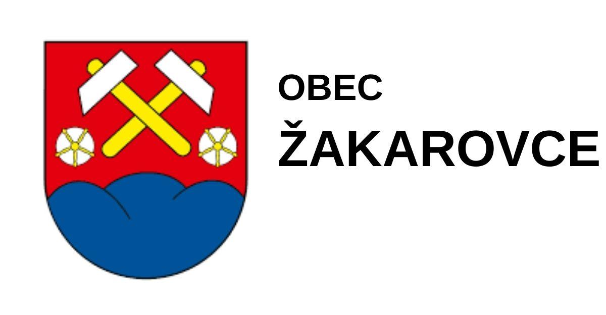Obec Žakarovce