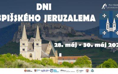 Dni Spišského Jeruzalema