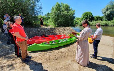 Rieka Ondava sa pripravuje na nával návštevníkov