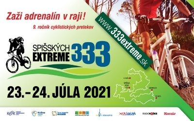 Spišských 333 EXTREME