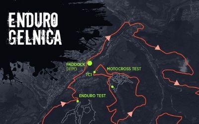 Motocyklové preteky ENDURO