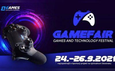 Gamefair 2021 – Viete, aké to je hybridné podujatie?