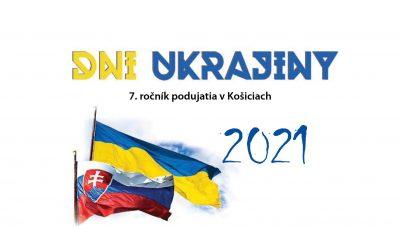 7. ročník podujatia – Dni Ukrajiny 2021